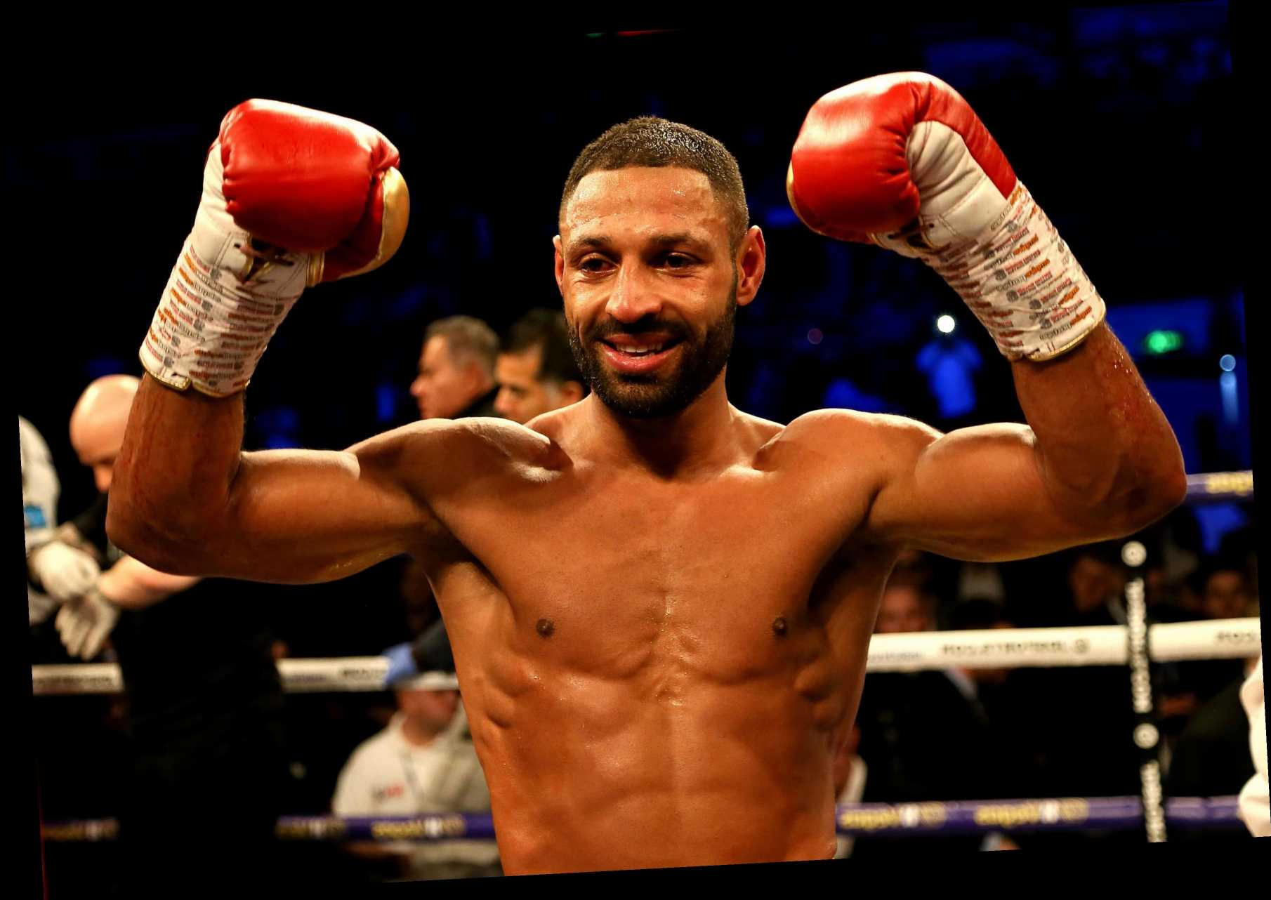 Kell Brook claims Terence Crawford is getting 'the best version of him' after knuckling down away from the bright lights