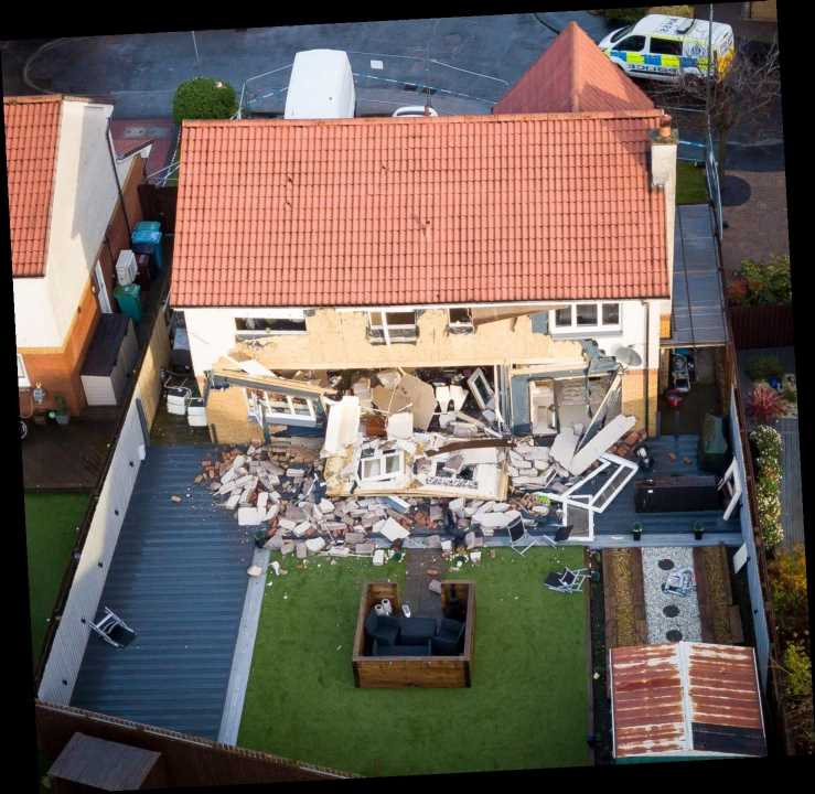 Woman seriously injured after early morning gas explosion at house