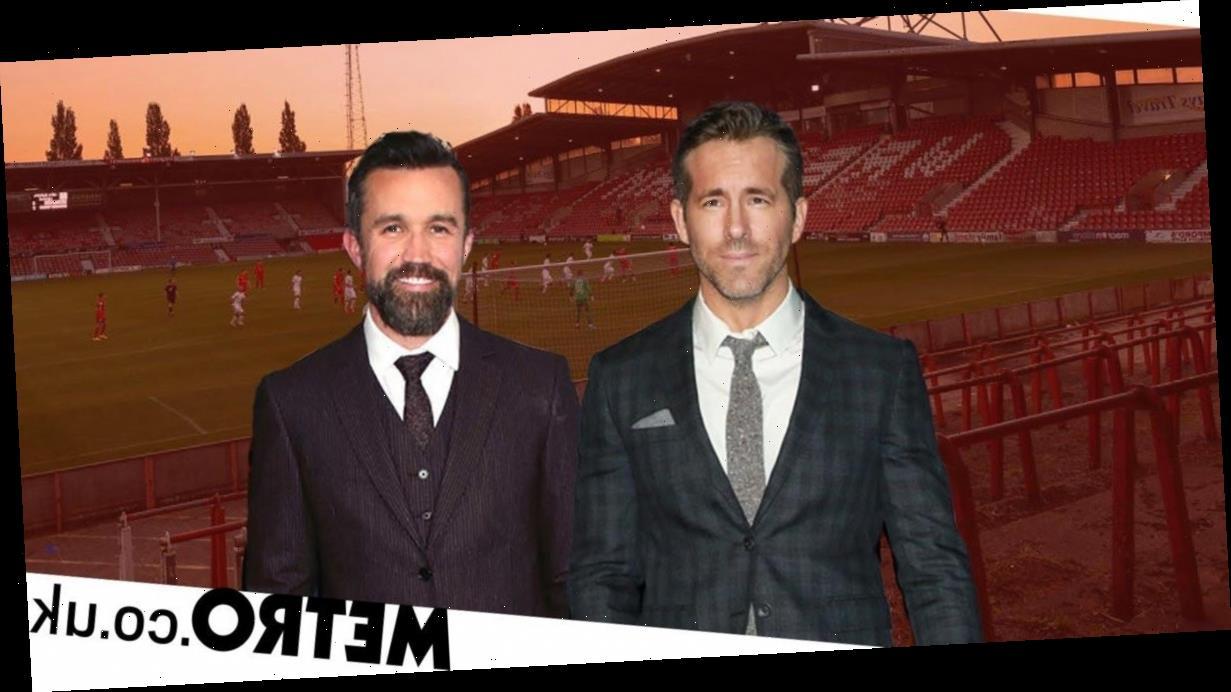 Ryan Reynolds and Rob McElhenney win bid to buy Wrexham AFC