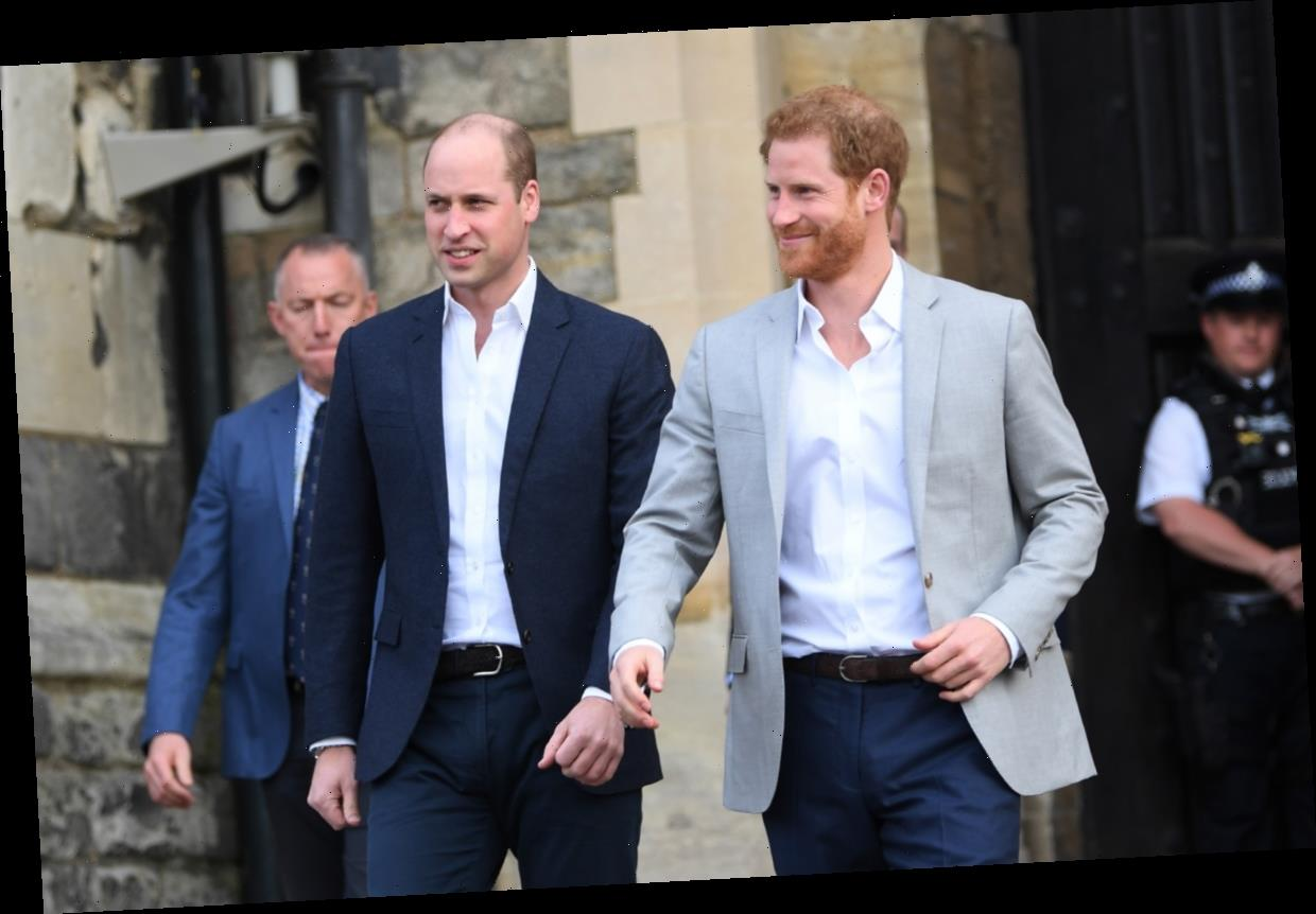 Why Prince William Once Admitted That He Hated Living With Prince Harry
