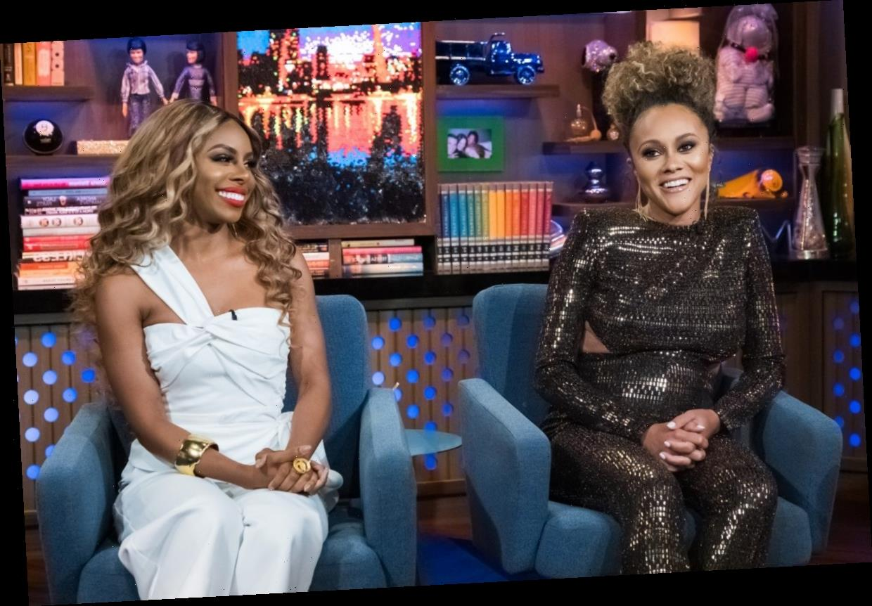 'RHOP': Candiace Dillard Feels Ashley Darby Made Statement in Support of Monique Samuels for 'Selfish' Reasons