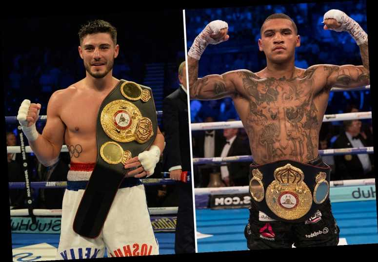Conor Benn ready to show he's the daddy as father-to-be eyes summer showdown with Josh Kelly