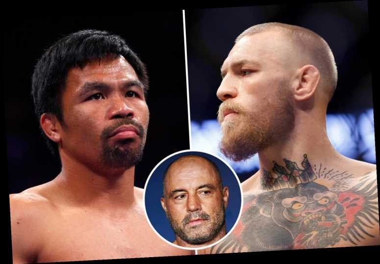 Conor McGregor fighting 'one of the greatest boxers of all time' Manny Pacquiao is 'bonkers', says UFC legend Joe Rogan
