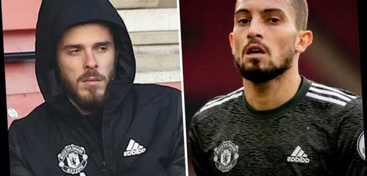 Man Utd sweating on SIX players ahead of Champions League clash vs PSG after injuries to De Gea and Telles