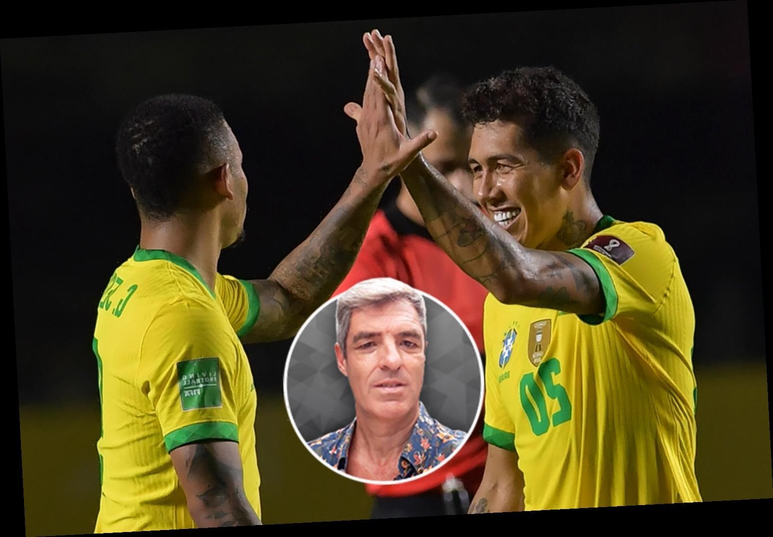 Brazil's forwards Firmino, Richarlison and Jesus struggled against Venezuela, and next face acid test against Uruguay