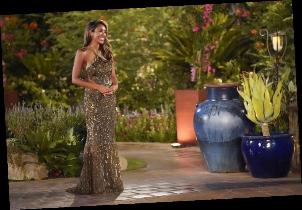 'The Bachelorette': Who Is Tayshia Adams's First Impression Rose Pick? — Is He the Villain of the Season?