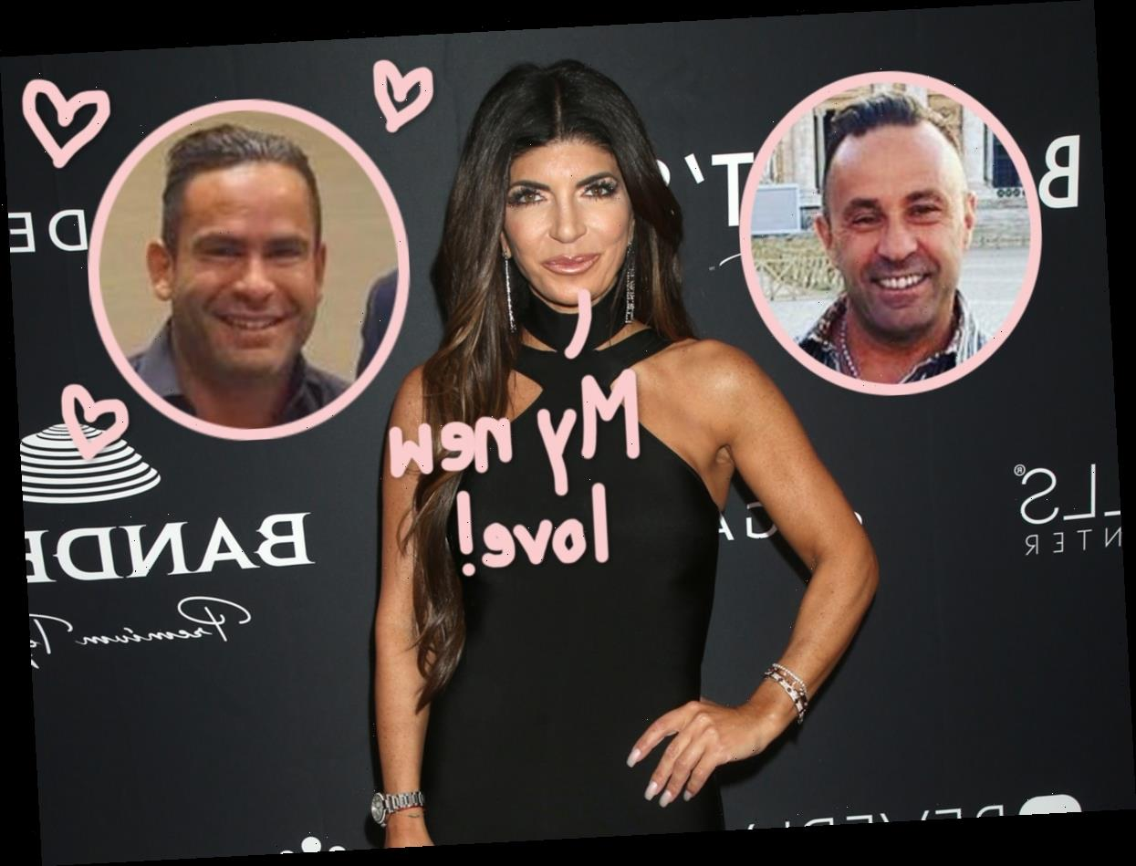 Teresa Giudice Is 'Excited' To Reveal New BF After Finalizing Divorce From Joe Giudice