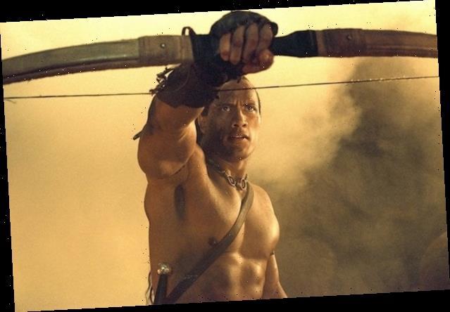 'Scorpion King' Reboot in Development at Universal
