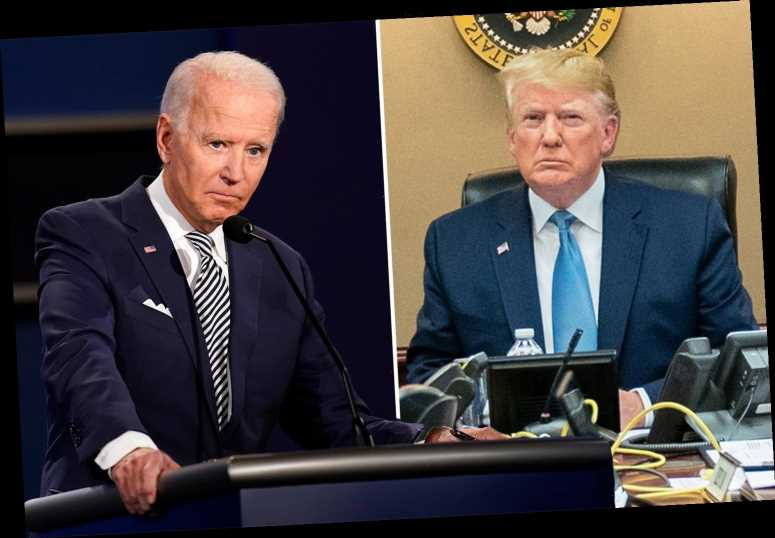 Letter sent from 150 ex-national security officials warn Biden transition delay poses 'serious risk'