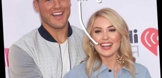 Colton Underwood Says Ex Cassie Randolph Dropped The Restraining Order Against Him!