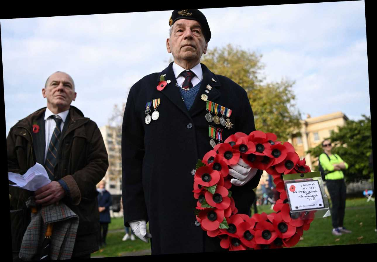 When is Remembrance Day 2020 and how will Covid rules affect events?