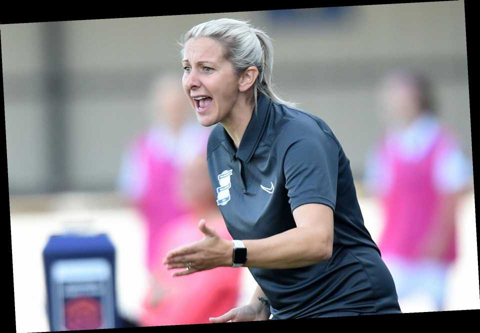 Birmingham boss pleas for academy talent to cover crocked WSL aces in Aston Villa clash