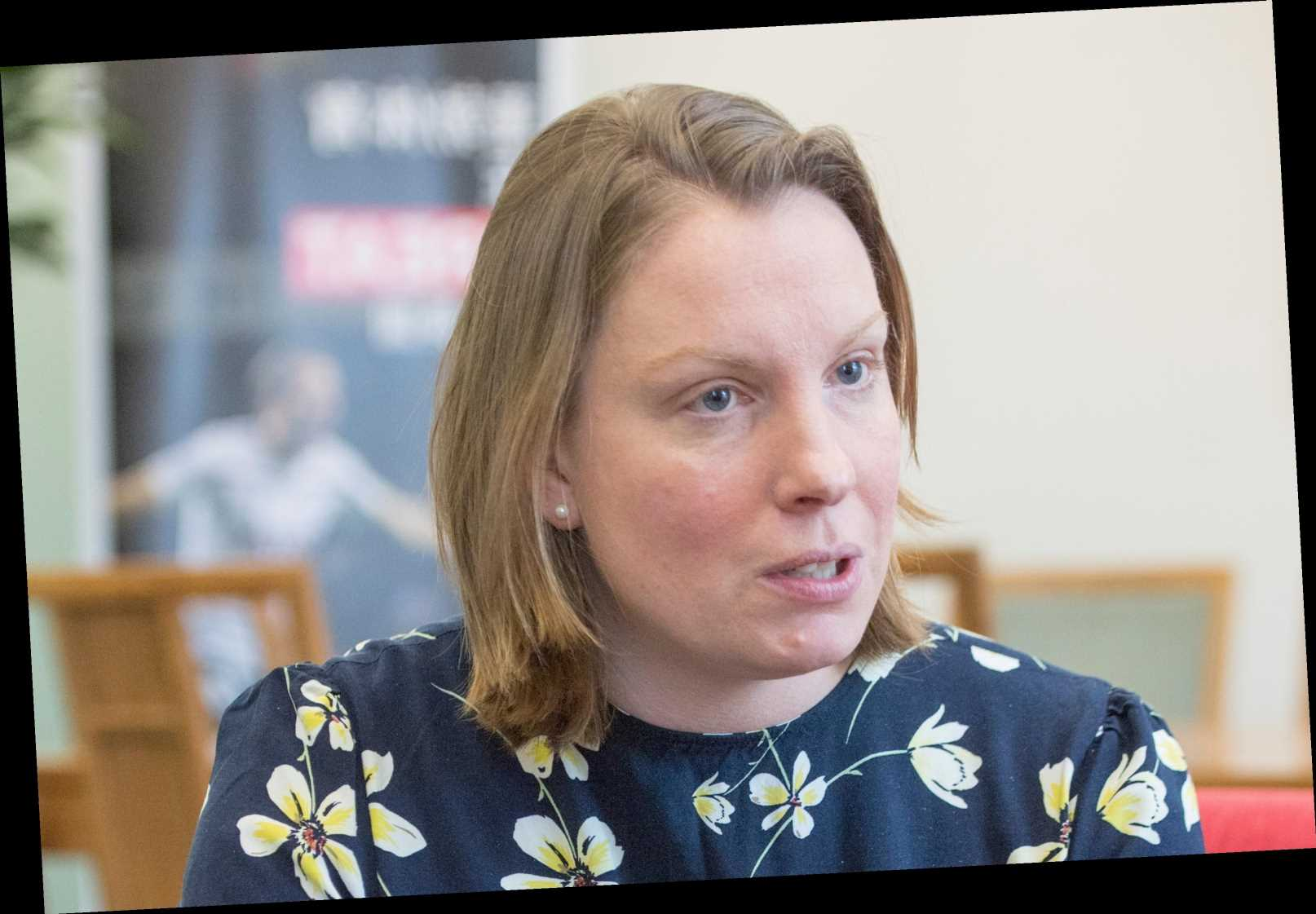 MP Tracey Crouch who's battling breast cancer blasts rules that ban her taking part in debate on the illness