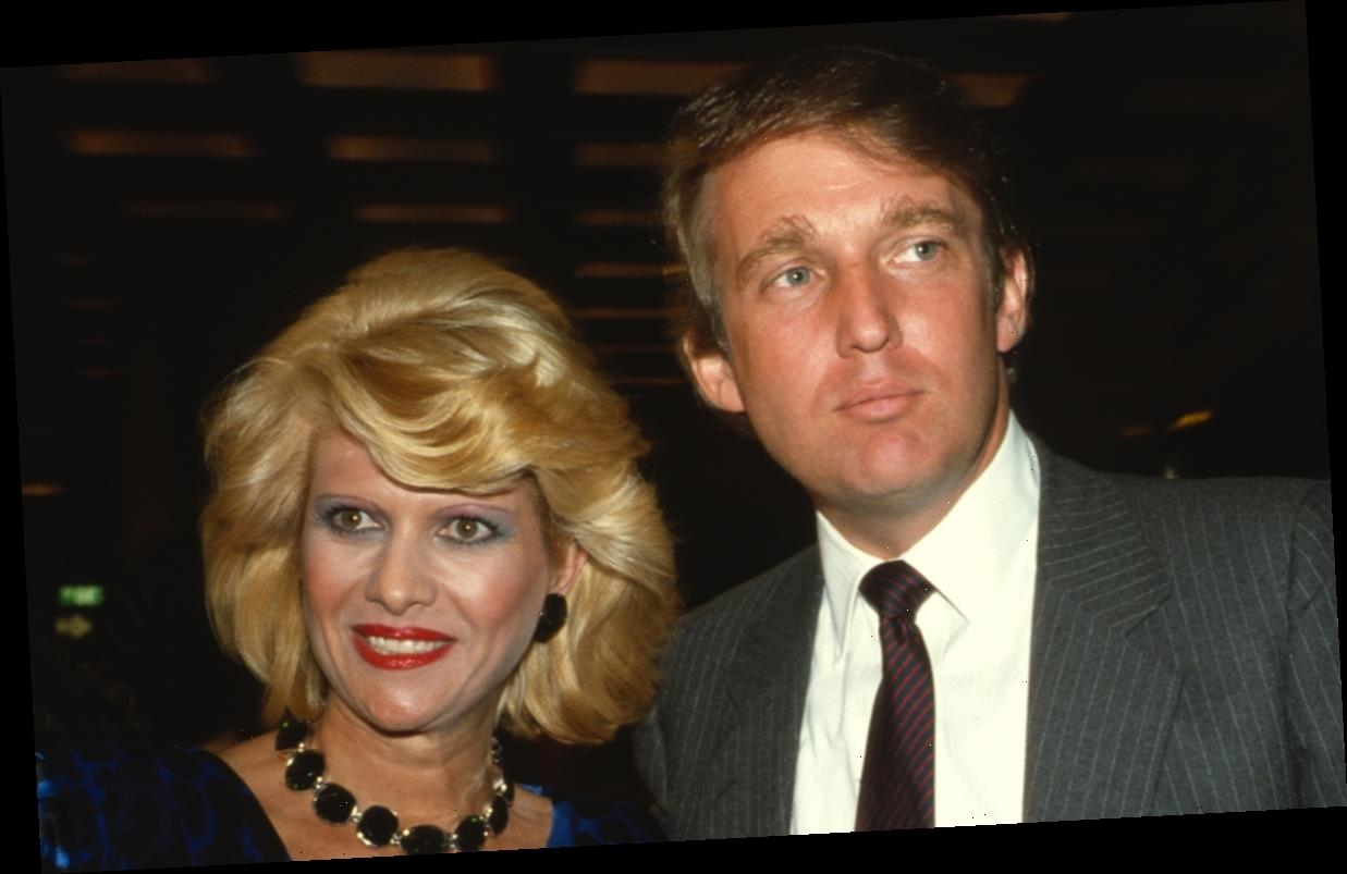 Donald Trump's Ex Wife Ivana Trump Reacts to His Election 2020 Loss: 'I Really Don't Care'