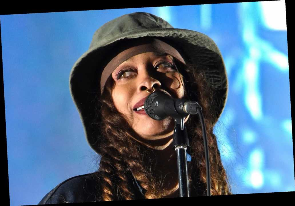 Erykah Badu tests positive for COVID-19 in left nostril, negative in right