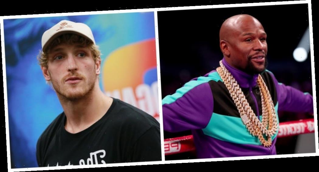 Floyd Mayweather Responds to YouTuber Logan Paul's Threat to Whoop Him