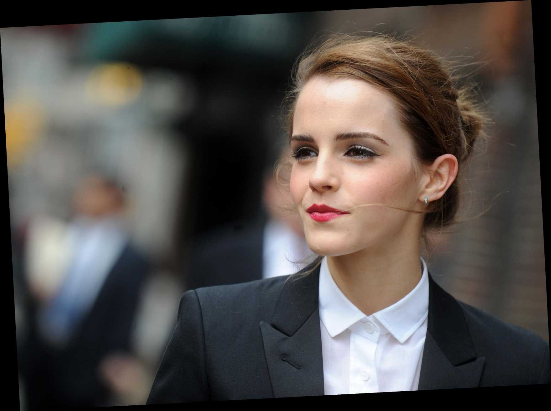 Emma Watson and Her Boyfriend Were Spotted Together for the First Time in Literally Months