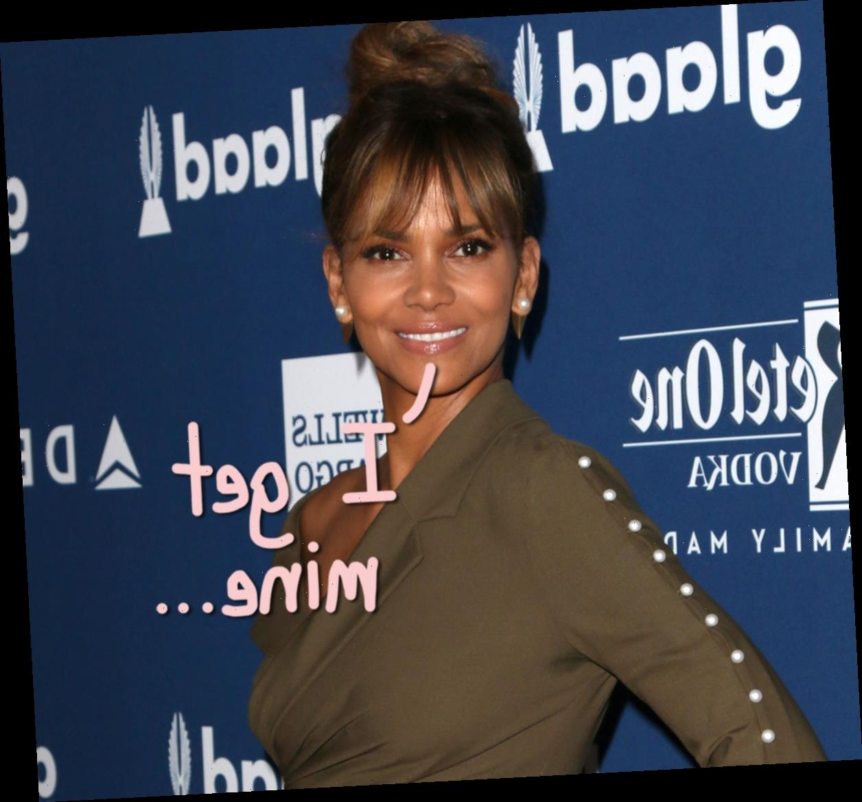 Halle Berry Recalls 'Diddling' To Her First Orgasm As An 11-Year-Old!