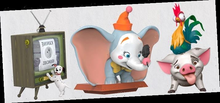 Cool Stuff: Hallmark's 2020 Disney Animation Ornaments for '101 Dalmatians', 'Dumbo', 'Bambi' & More