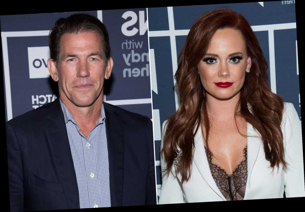 Southern Charm's Kathryn Dennis Finds Out Thomas Ravenel Is Having Another Baby: 'It's Happening'