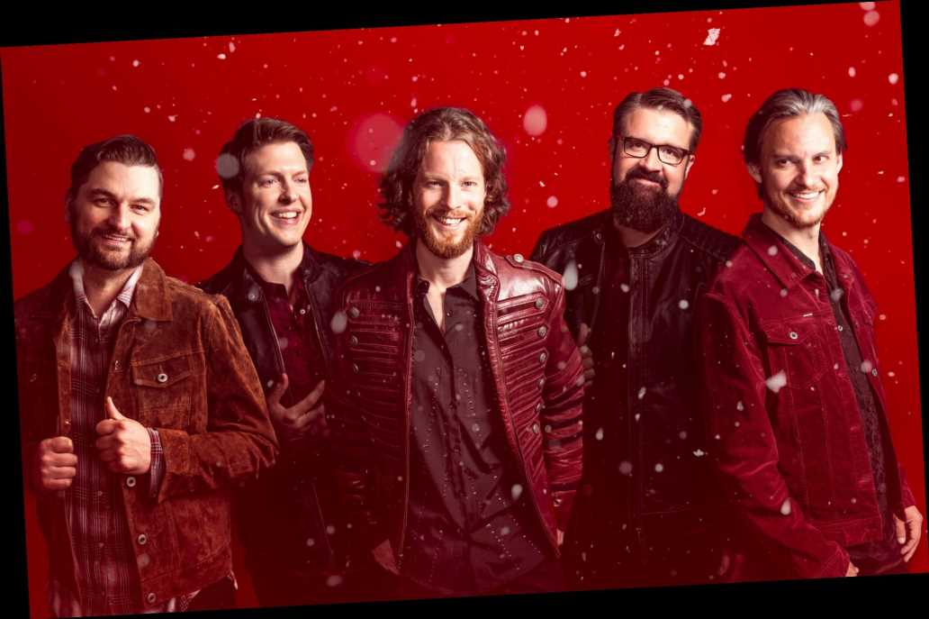 Home Free Releases a New Christmas-Themed Music Video for Their Original Song 'Cold Hard Cash'