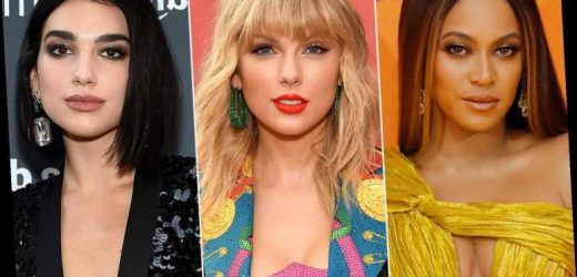 Grammys 2021 Nominations: Beyoncé Leads Pack as Taylor Swift, Dua Lipa and Roddy Ricch Earn 6 Nods