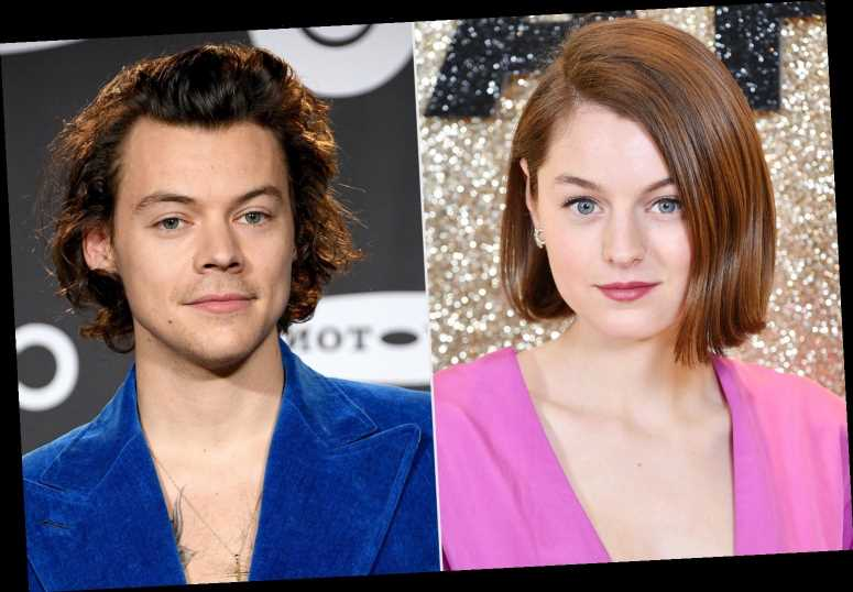 The Crown's Emma Corrin Says Harry Styles Refuses to Dogsit for Her After Last Experience