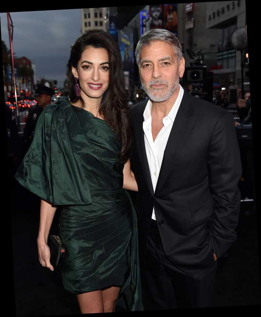 George Clooney Thought He'd Never Get Married or Have Kids Before Amal: 'Then Everything Changed'