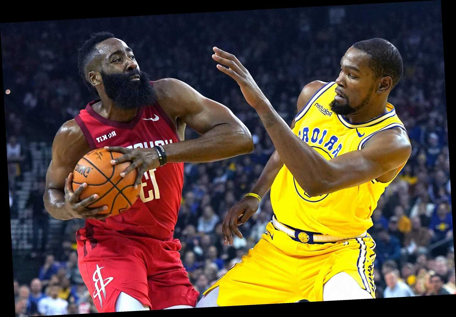 James Harden has to change to make Nets' potential Big 3 work
