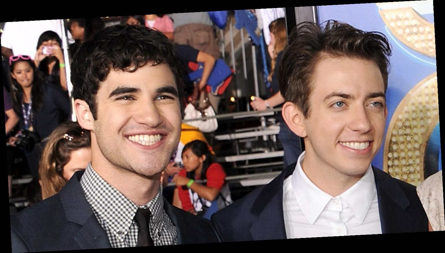 Darren Criss Responds To 'Glee' Co-Star Kevin McHale's Viral Tweet About Him