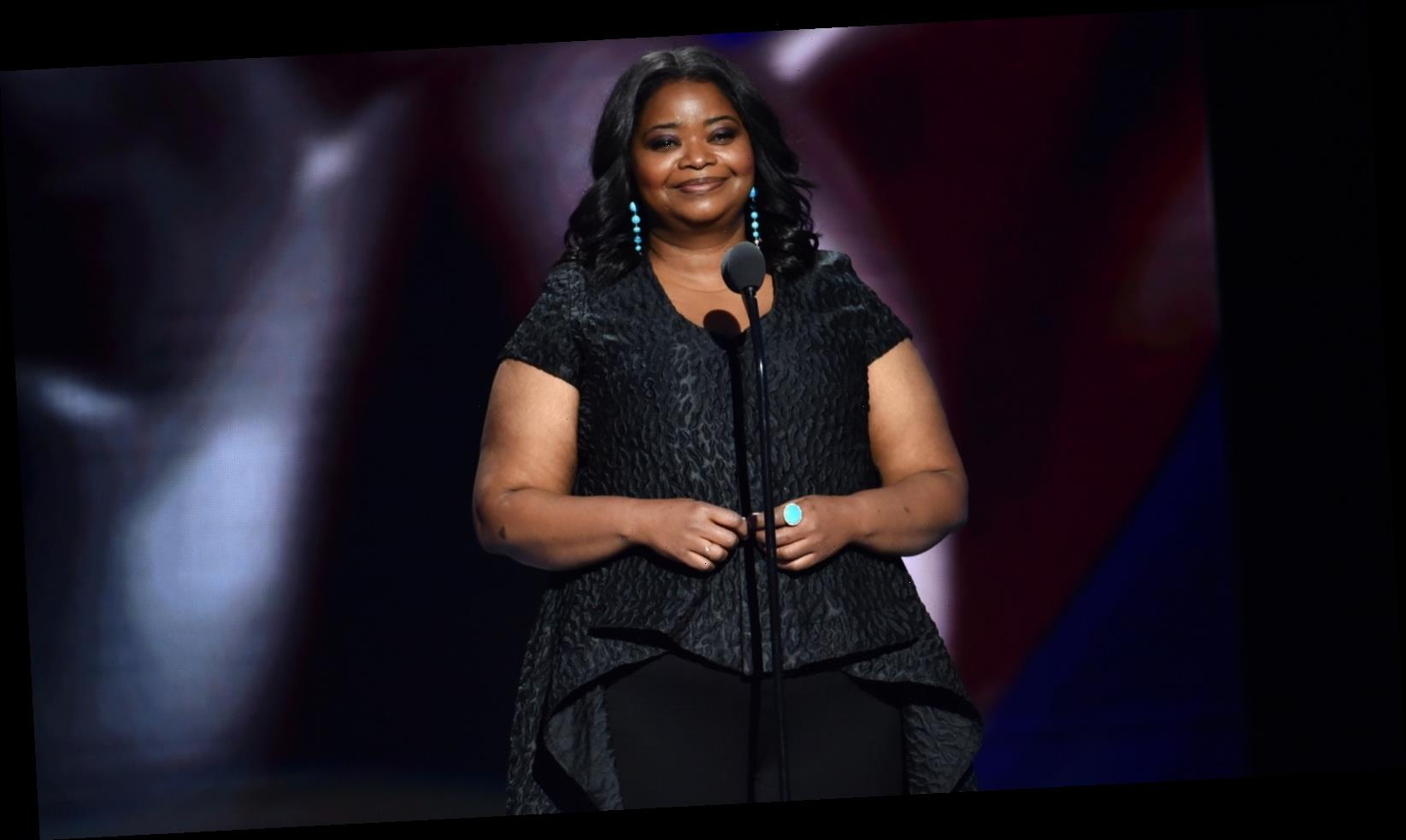 Octavia Spencer's Keanu Reeves story will warm your soul
