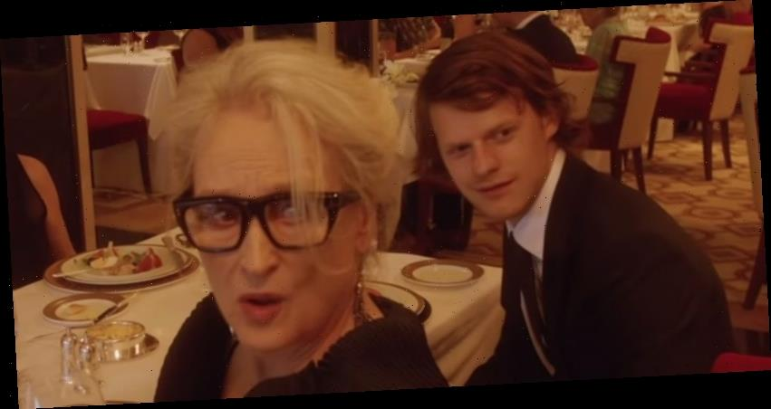 Meryl Streeps Travels Across the Atlantic with Lucas Hedges in 'Let Them All Talk' Trailer – Watch!