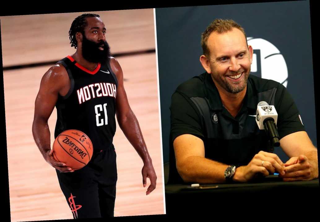 Nets GM Sean Marks sends subtle James Harden message to Rockets