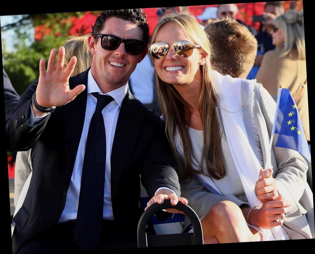 Who is Rory McIlroy's wife Erica Stoll, and when did golfer break up with tennis star Caroline Wozniacki? – The Sun