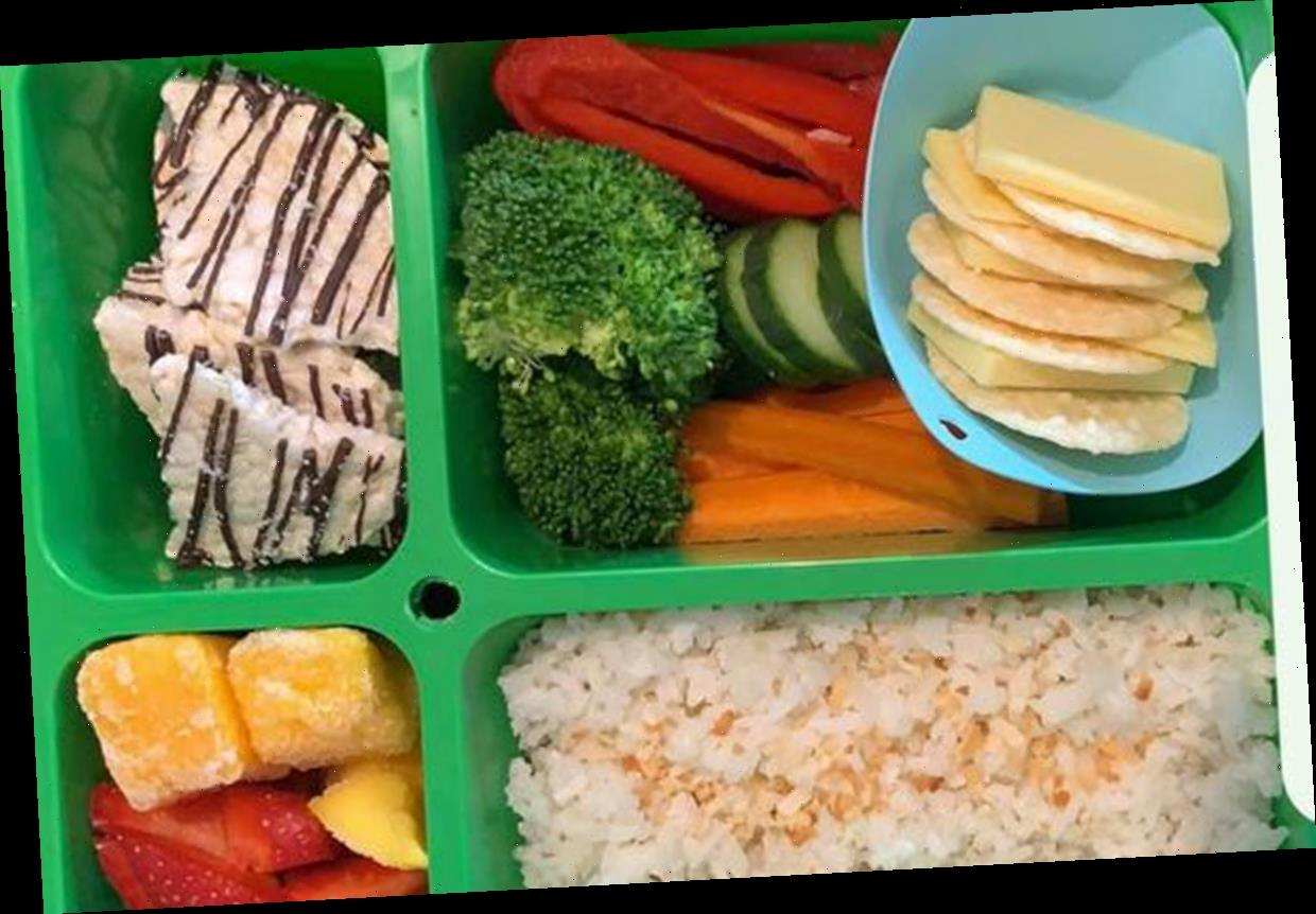 Nursery teacher scolds mum for her son's 'unhealthy' lunch box – but can you spot what's 'wrong'?