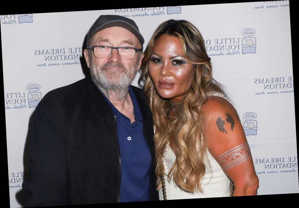 Phil Collins and ex Orianne Cevey could shockingly reunite, friends say