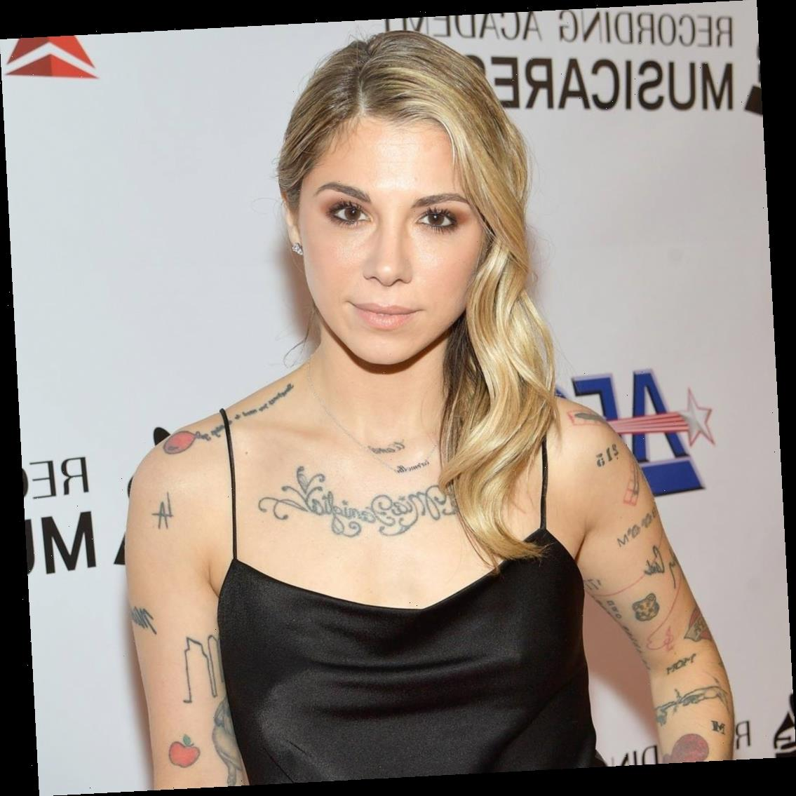 """Pregnant Christina Perri Hospitalized: """"Baby Is Having an Issue"""""""