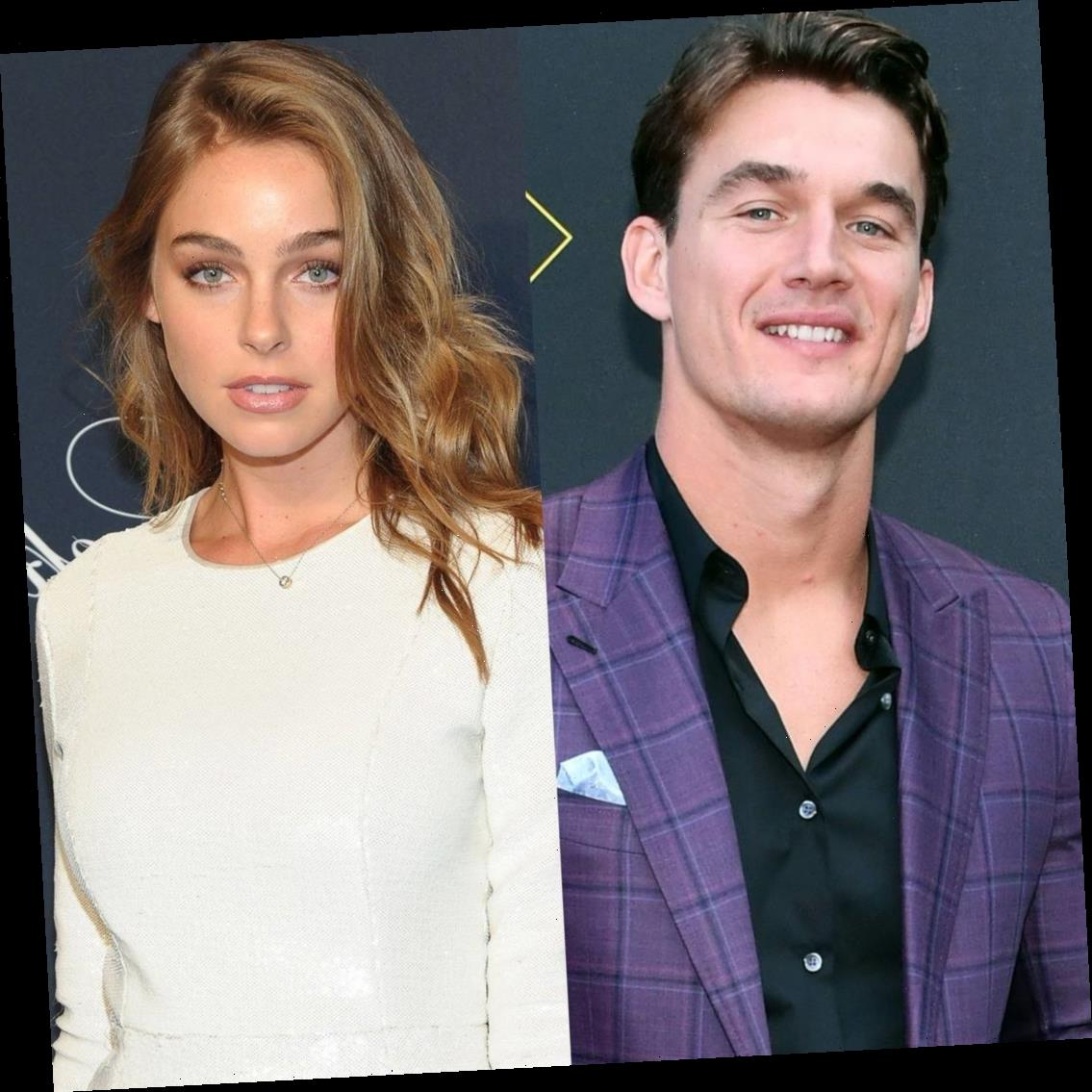 Tyler Cameron Shuts Down Hannah Brown Rumors as He Spends Time With Model Elizabeth Turner