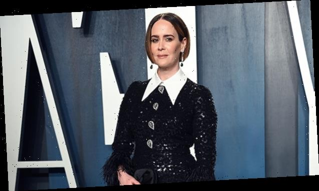 Sarah Paulson Reveals Her Realistic Transformation Into Linda Tripp For 'American Crime Story'