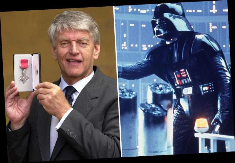Dave Prowse dead: Darth Vader actor who played Luke Skywalker's father in Star Wars dies after short illness, aged 85