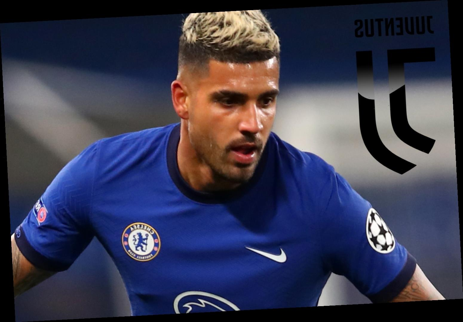Chelsea outcast Emerson Palmieri wanted by Juventus again in January transfer window after failed summer bid
