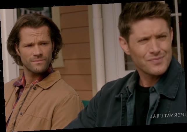 Supernatural Series Finale Sneak Peek: The Winchesters Remember Cas and Jack's Sacrifice at… Pie Fest?!