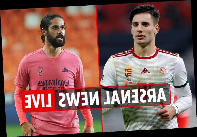 12pm Arsenal transfer news LIVE: Szoboszlai talks, Isco transfer offered, Eriksen-Xhaka 'swap' – The Sun