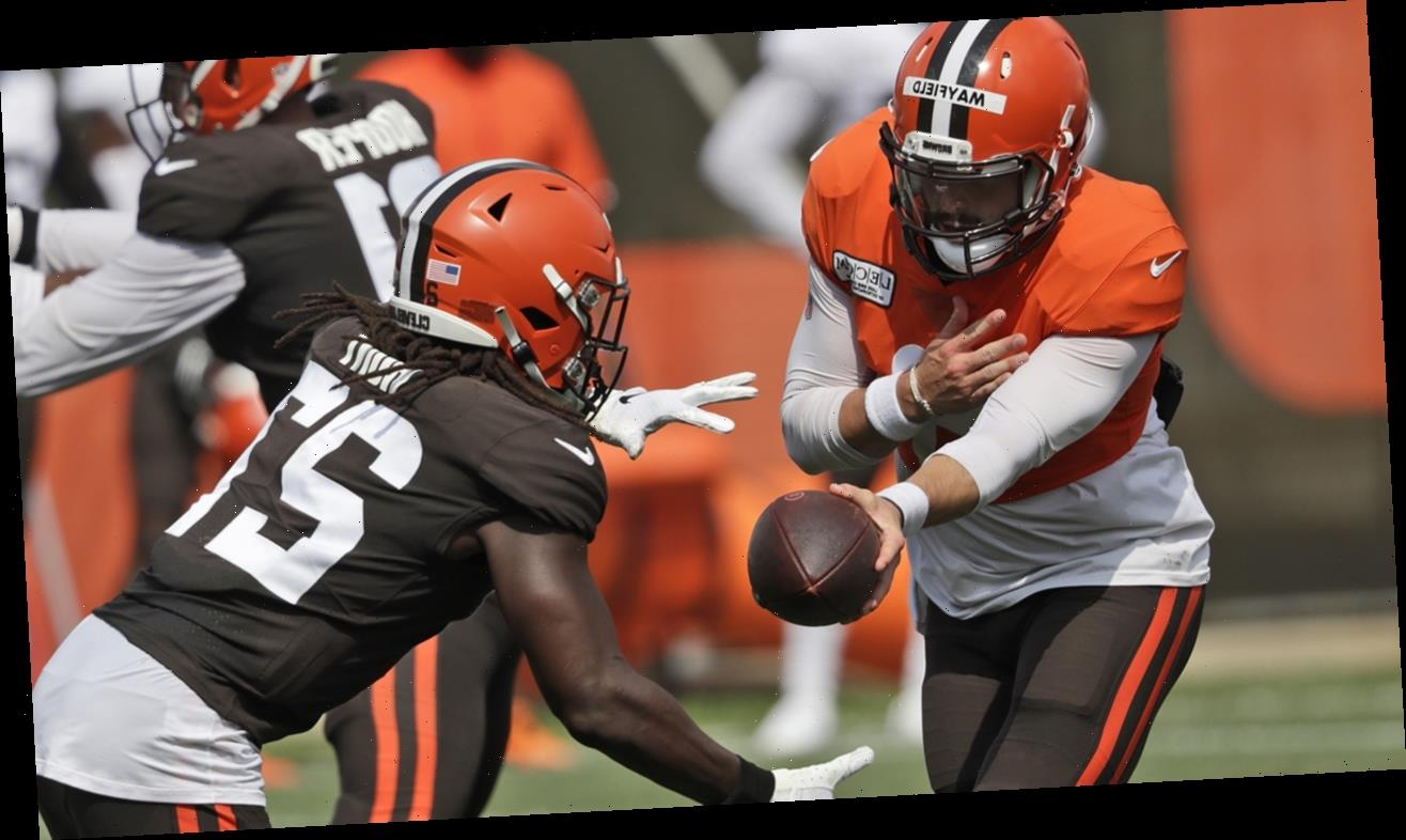 Browns shut down training facility after player tests positive for COVID-19