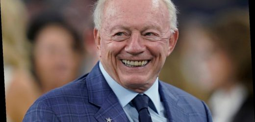 Jerry Jones reveals he's already voted as focus turns to NFL Trade Deadline
