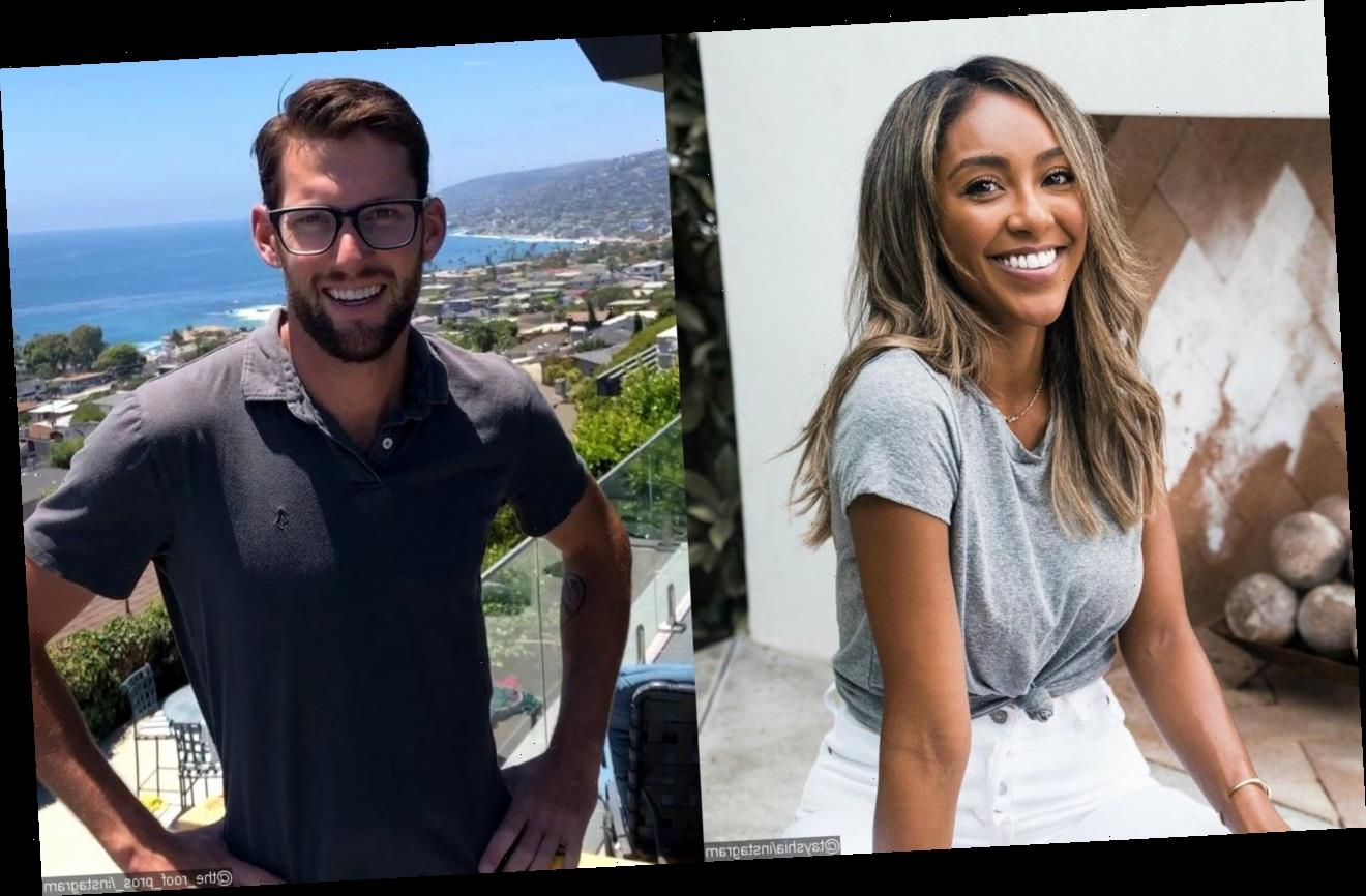 Tayshia Adams Urges Fans to Leave Ex-Husband Alone Following Rumors About 'Bachelorette' Appearance
