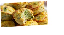 This easy egg muffin recipe tops up iron levels