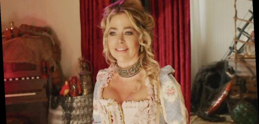 Denise Richards Stars in 'Timecrafters: The Treasure of Pirate's Cove'