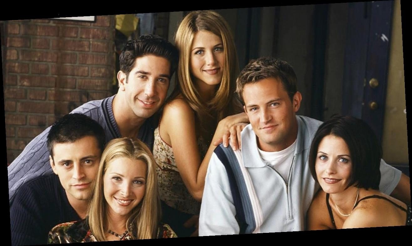 Matthew Perry Says 'Friends' Reunion Is Set for March 2021