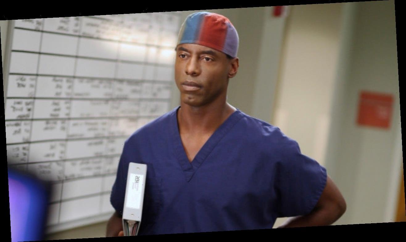 Isaiah Washington Slams Ex 'Grey's Anatomy' Co-Star Katherine Heigl